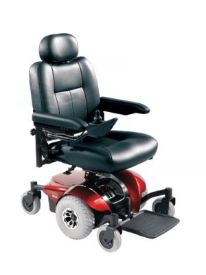 Red and Black Powerchair