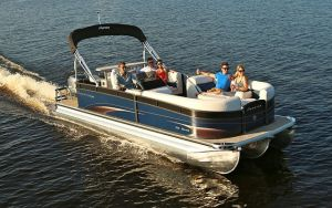 premium pontoon boat availabe for rent Candlewood Lake CT