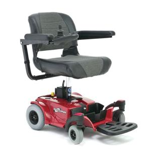 Red Pride Powerchair