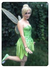Tinker Bell - Real Face