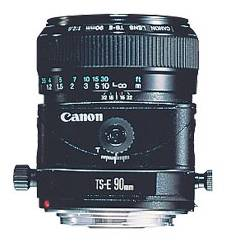Canon Tilt Shift Lenses for Rent