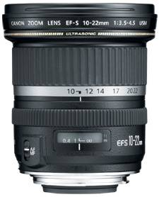Image of Canon zoom Lenses