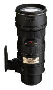 Nikon Zoom Lenses for Rent