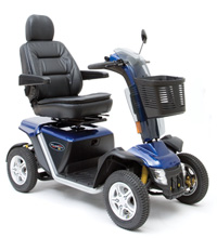 Luxury EditionOutdoor Mobility Scooter