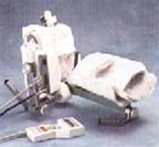 Toe Continuous Passive Motion Machine