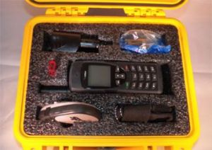 Satellite Phone and GPS