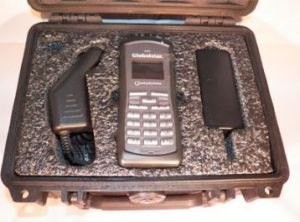 Satellite Phone and Accessories