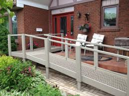 wheelchair ramp for house
