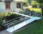 rent a modular ramp in louisville ky