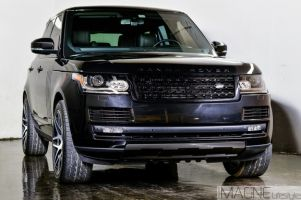 Miami Florida Range Rover HSE For Rent