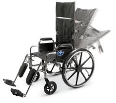Vista California recling wheelchair for rent