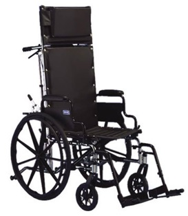 Find A Reclining Wheelchair For Rent In Staten Island
