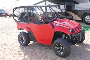 Yamaha Red Rhino 700 Rental