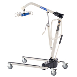 Hydraulic, Battery Powered Patient Lift