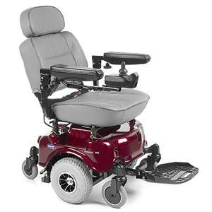 Detroit Medical Equipment Rentals- Powerchairs For Rent- Michigan