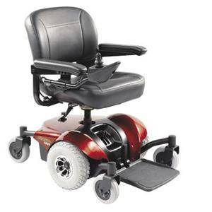 Vermont Medical Equipment Rentals - Compact Powerchair For Rent - New England Medical Supplies: