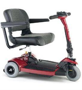 Wichita Medical Equipment Rentals  Compact  Mobility Scooter For Rent - Kansas Medical Supplies: