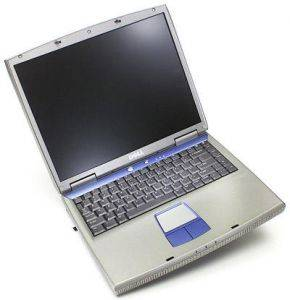 Image of Laptop with Windows XP