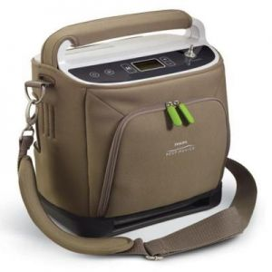 Portable Oxygen Concentrator With Shoulder Strap