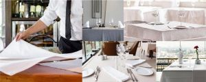 Tablecloth Linen Laundry Services in Cincinnati, OH
