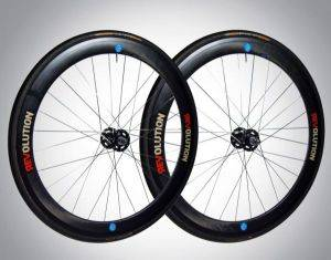 Houston Revolution REV50 Track Bicycling Race Wheel Rentals