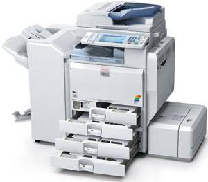 Ricoh Aficio MP Copier