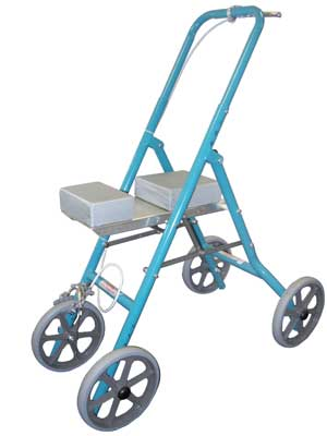 Knee Walker With Four Wheels