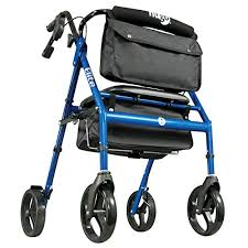 4 wheeled Rollator CO