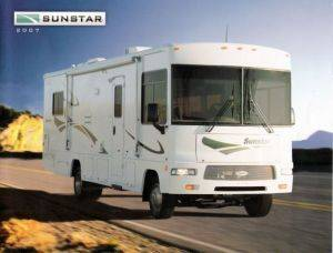 Indiana RV & Travel Trailer Rentals -  Itasca Sunstar Motorhome For Rent