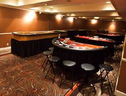 Seattle Casino Equipment - Blackjack Tables For Rent - Washington Casino Night Parties