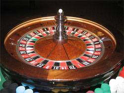 roulette table rentals in Chicago