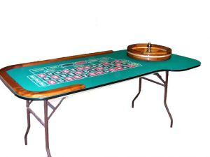 Casino Roulette Table Rentals
