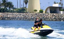 San Pedro Bay Waverunner Rentals in Long Beach, California