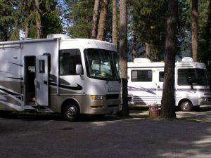 Idaho RV Camping Space For Rent - Trailers Campsite Rentals