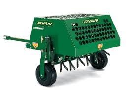 Available towable aerator rental in Sapphire