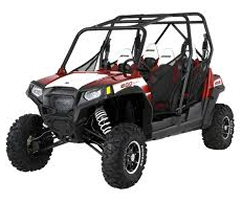 Polaris RZR 4 Seater