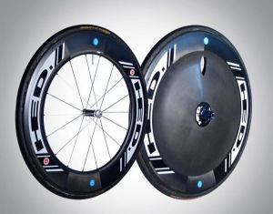 Manchester HED Stinger 9 Cycling Race Wheel Rentals
