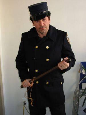 San Francisco Costume Rental Police Uniform Costume For