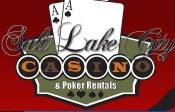 Salt Lake City Casino and Poker Rentals Logo