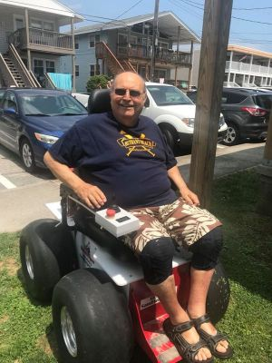 Powered Beach Wheelchair Rentals | Jersey Shore