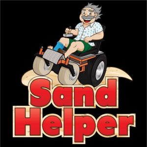 Sand Helper Beach Wheelchair Rentals