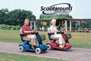 Orlando Scooter Rentals (4 wheel) in Florida