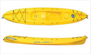 Scrambler Kayaks for Rent
