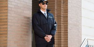 Security Employee Uniform Rentals