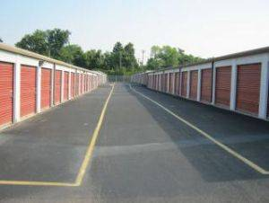 10x10 Self Storage Unit Cincinnati OH Drive Up Access