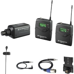 Sennheiser EW 100 ENG Wireless Microphones