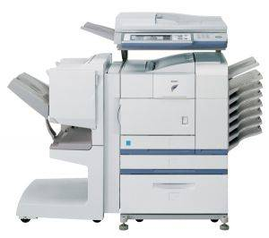 Copier Rentals Oklahoma City-Sharp MX Copier Rental