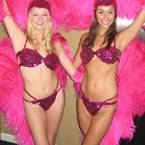 Iowa Show Girl Rentals for your Casino Night Party