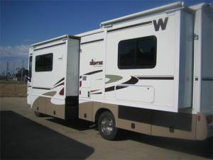 California Luxury RV Rentals