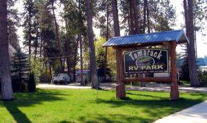 Idaho RV Camping Space For Rent